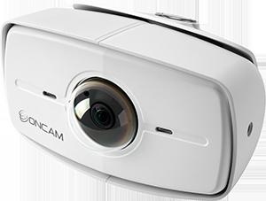 Evolution 180° Outdoor Camera (white)