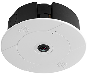 Evolution 12 360° Recessed Camera