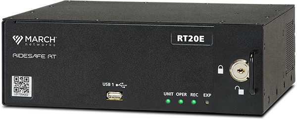 RideSafe RT Series IP Recorder