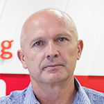 Ray Millar, Senior Manager of Protective Services, Westpac New Zealand